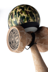 V25 Classic Camo Cushion Clear Kendama code
