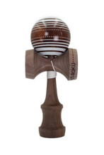 Load image into Gallery viewer, GT - Walnut TC Roku Kendama