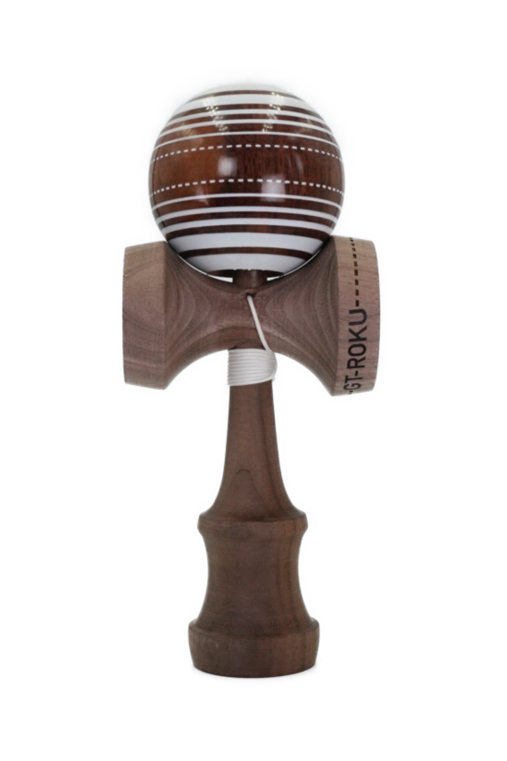 GT - Walnut TC Roku Kendama