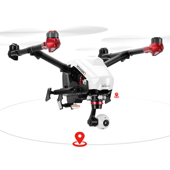 Walkera Voyager 3 Quadcopter 4K HD Camera-Refurbished