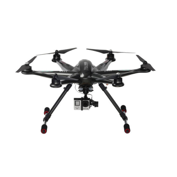 Walkera Tali H500 Drone Carbon Bundle with DEVO F12E G-3D
