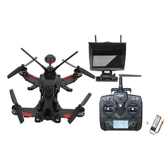 Walkera Runner 250 PRO GPS Racing Drone HD Camera FPV Package