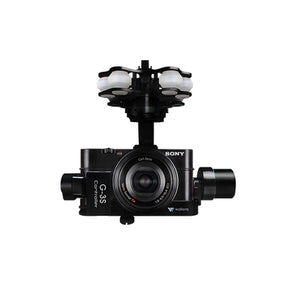Walkera G-3S 3 Axis Brushless Gimbal for Sony RX100 II camera FPV System Accessory