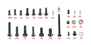 Walkera Furious 320G Parts Screw set Furious 320(G)-Z-06