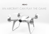Walkera Aibao 4K HD Camera Drone - Refurbished