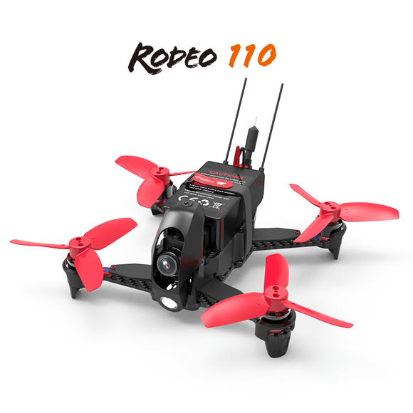 Walkera Rodeo 110 Mini Size Racing Drone RTF