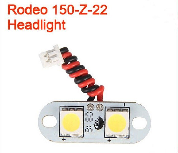 Walkera Rodeo 150 Parts Headlight Rodeo 150-Z-22