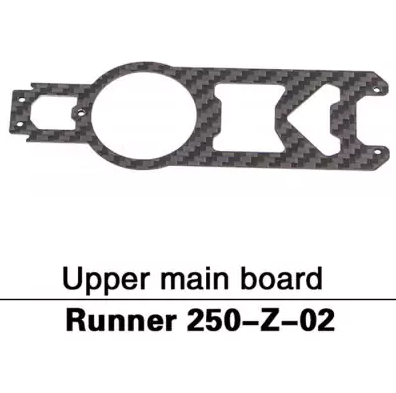 Walkera Runner 250 Parts Upper main board Runner 250-Z-02