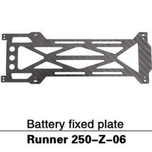 Walkera Runner 250 Battery Fixed Plate New Runner 250-Z-06 Part