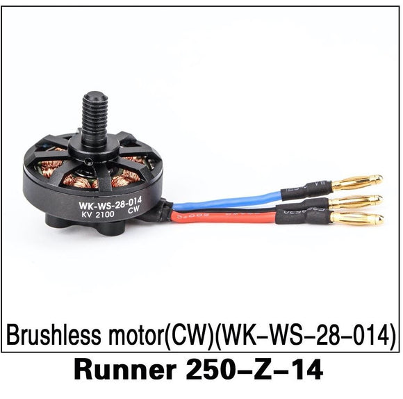 Walkera Runner 250 Parts Brushless motor CW Runner 250-Z-14