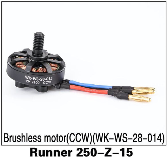 Walkera Runner 250 Parts Brushless motor CCW Runner 250-Z-15
