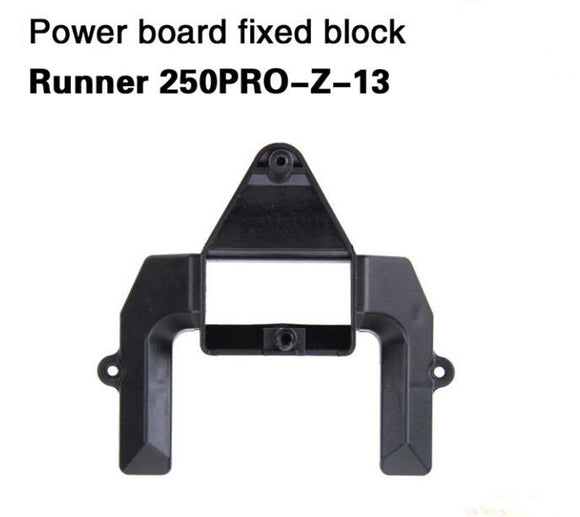 Walkera Runner 250 Pro Power board fixed block,Runner 250PRO-Z-13