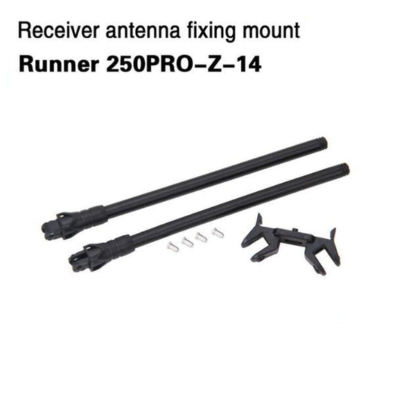 Walkera Runner 250 Pro Receiver antenna fixing mount,Runner 250PRO-Z-14