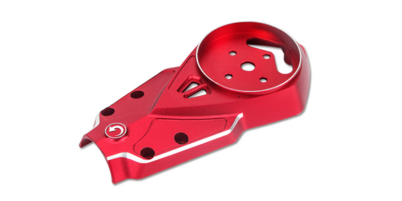 Walkera Voyager 3 Motor holder upper cover Red counterclockwise Voyager 3-Z-33