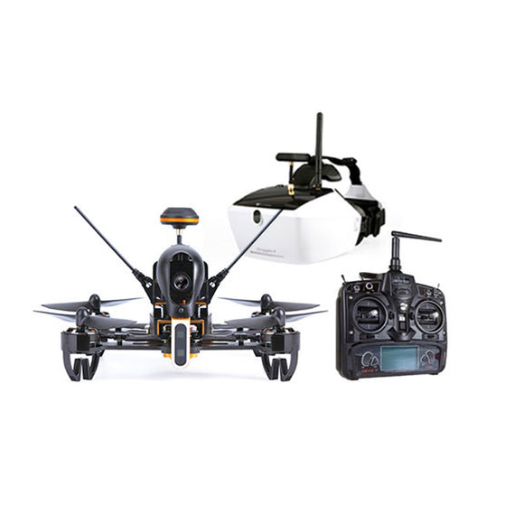 Walkera F210 Racing Drone with Goggle 4