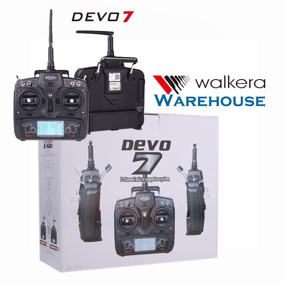 Walkera DEVO 7 2.4Ghz Digital Transmitter New Retail