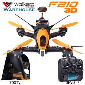 Walkera F210 3D Racing Drone with OSD 700TVL RTF