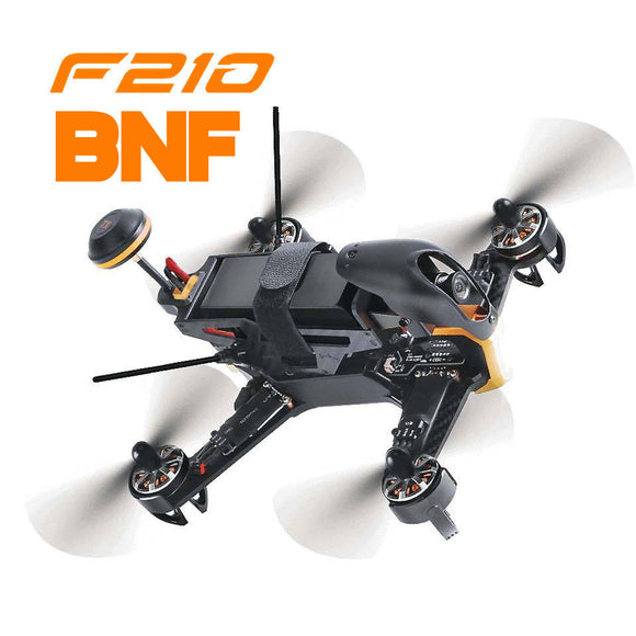 Walkera F210 FPV Racing Drone (BNF) RC Quadcoper