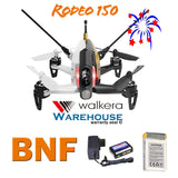 Walkera Rodeo 150 BNF No-Radio Racing Drone