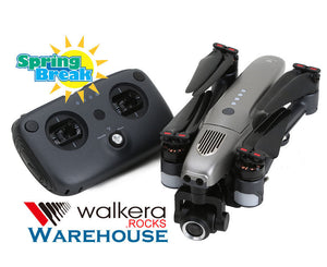 Walkera VITUS  Foldable 3 Axis Gimbal 4K HD Camera  Drones Obstacle Avoidance AR Games