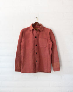 Element Overshirt in Sangoracha