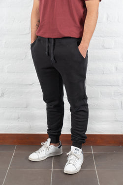 The Conscious Jogger in Black