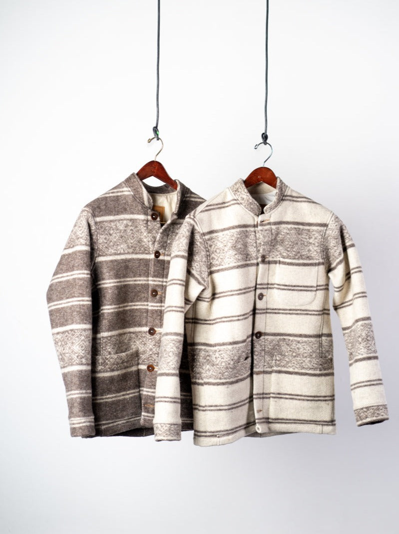 Limited Edition - Tambo Jacket Andean Patterns