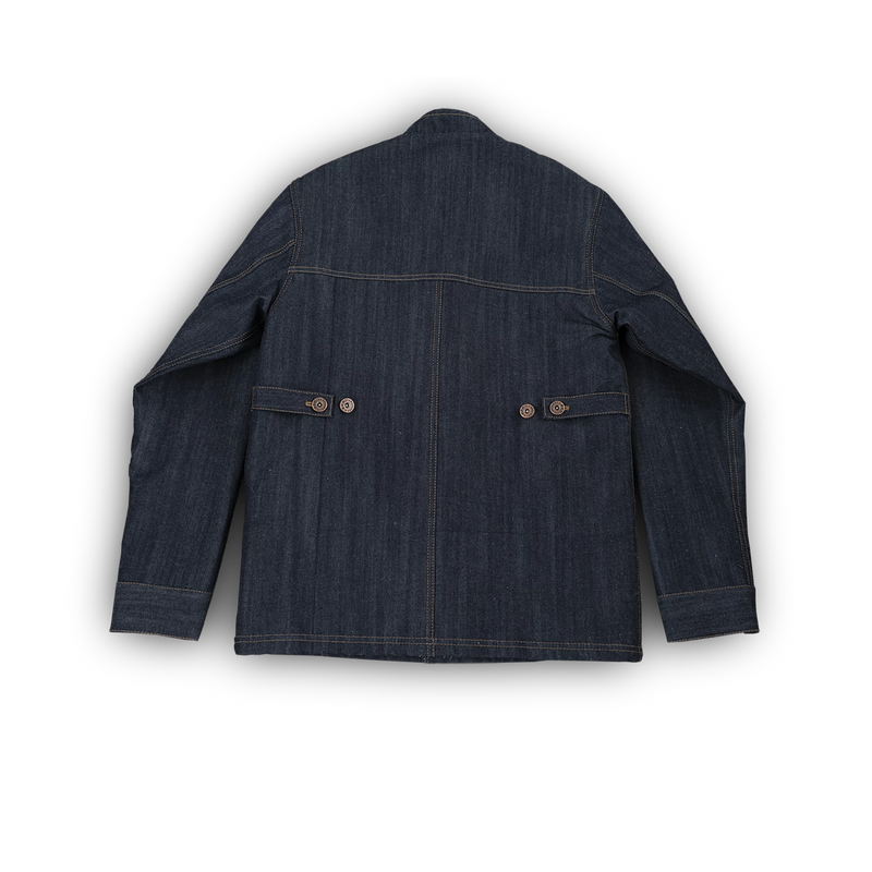 Sierra Denim Jacket - Dark
