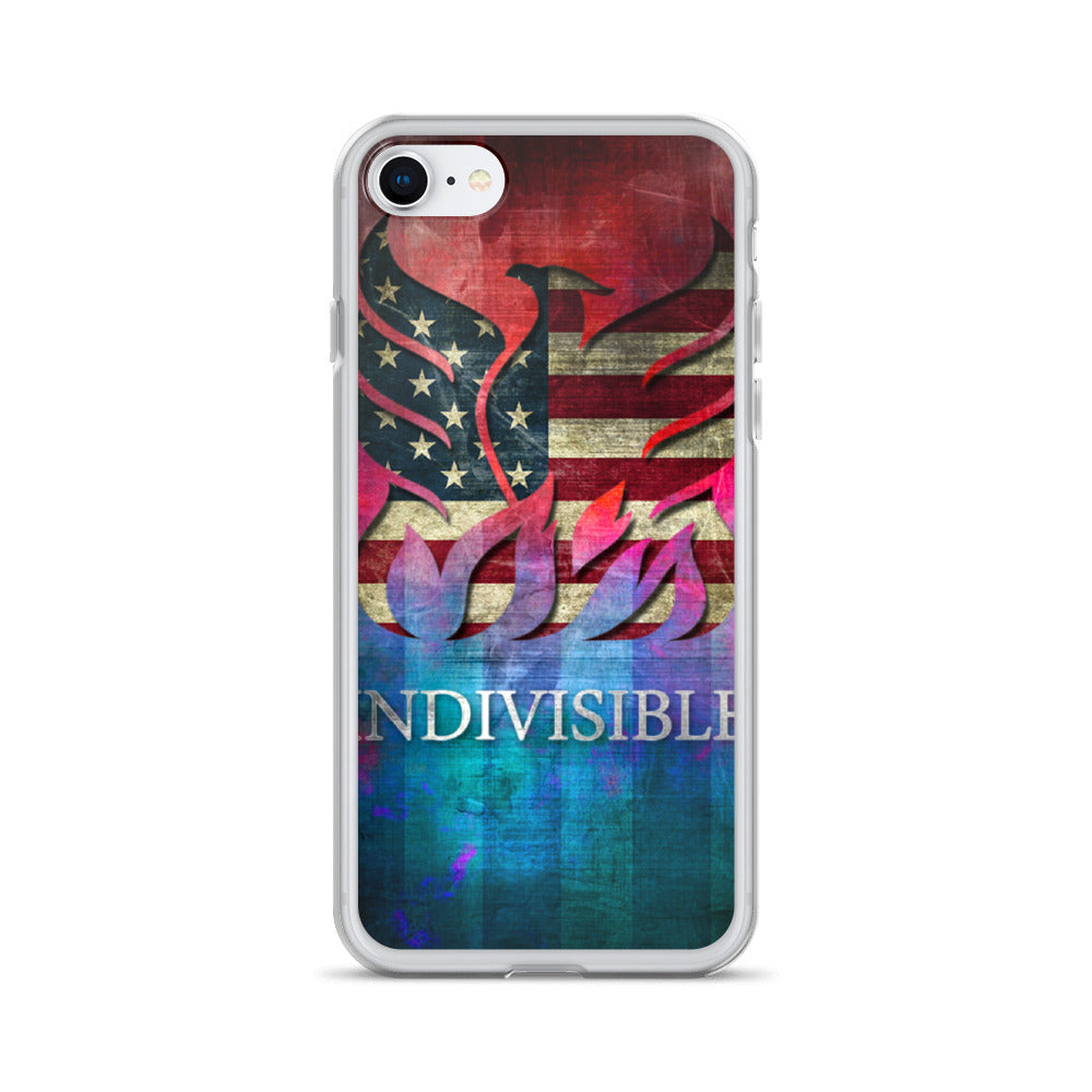 Indivisible iPhone Case