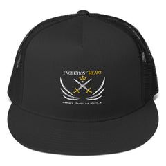 EvolutionHeart Trucker Cap