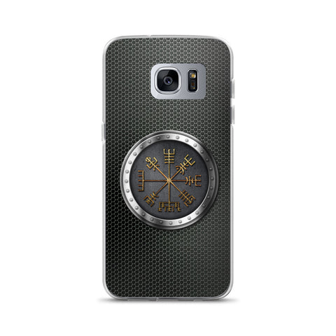 Viking Rune Protection Samsung Case
