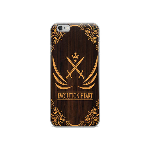 EvolutionHeart iPhone Case