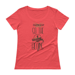 Adventure Ladies' Scoopneck T-Shirt