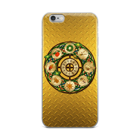 Viking Solstice iPhone Case