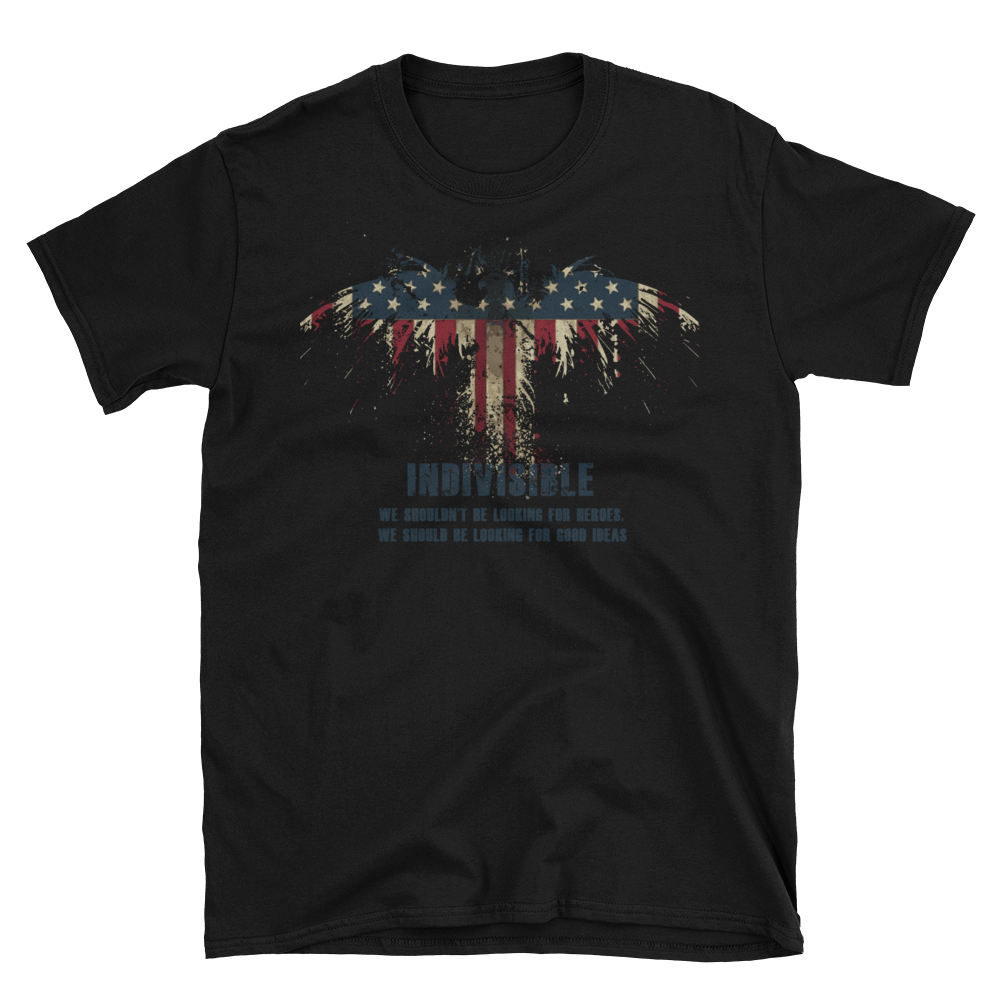 Indivisible Short-Sleeve Unisex T-Shirt