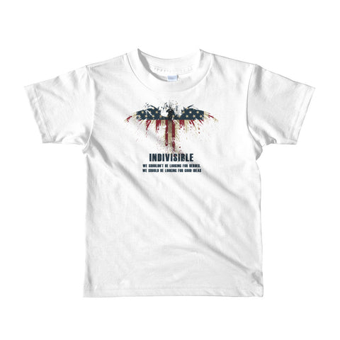 Indivisible Short sleeve kids t-shirt