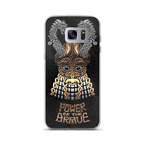 Norse Viking Power Brave Samsung Case