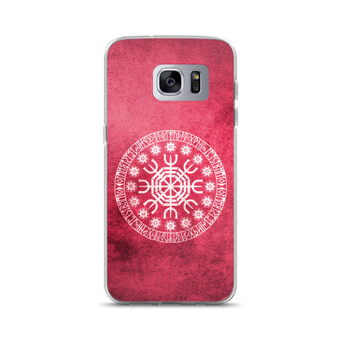 Rune Wheel Samsung Case