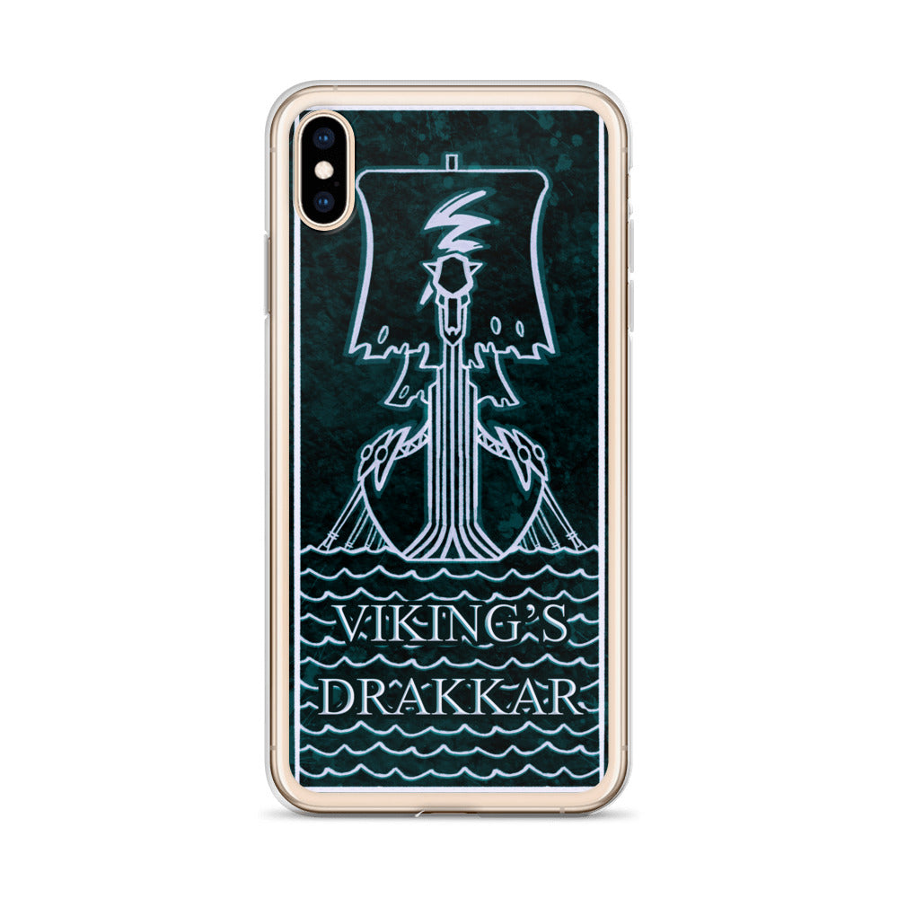 Drakkar 2 iPhone Case