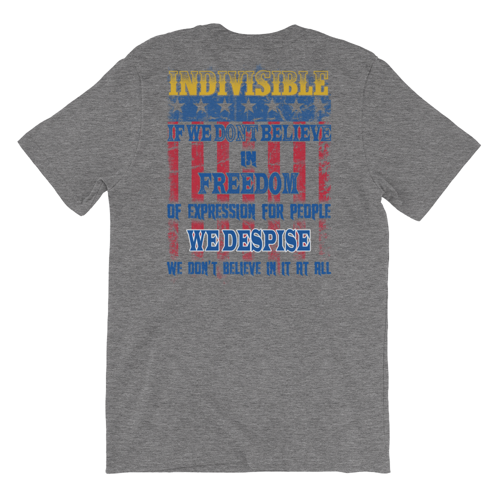 Indivisible 2 Short-Sleeve Unisex T-Shirt