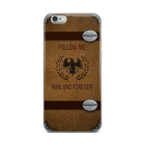 Infantry iPhone Case