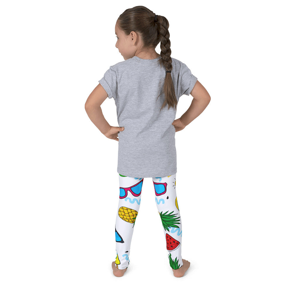 Beach Kid's leggings