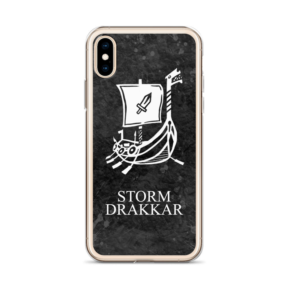 Drakkar iPhone Case