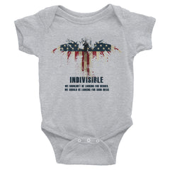 Indivisible Infant Bodysuit