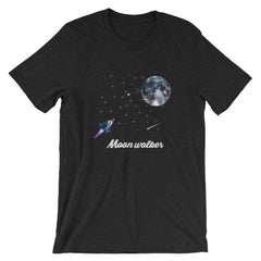 Moonshot Short-Sleeve Unisex T-Shirt
