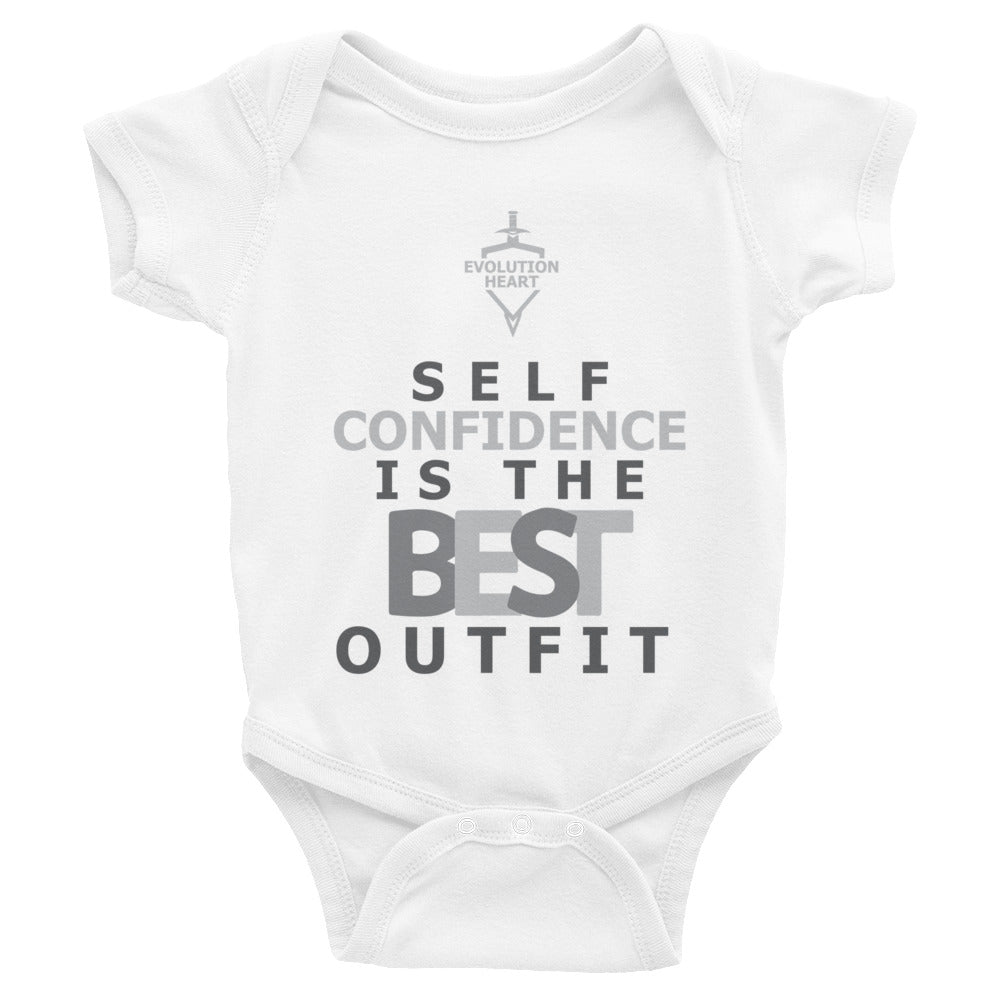 Confident Infant Bodysuit