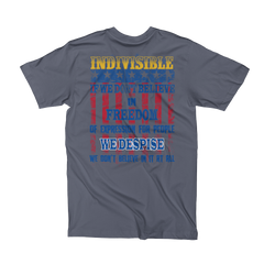 Indivisible 2 Men's Short Sleeve T-Shirt