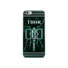 Thunder God iPhone Case