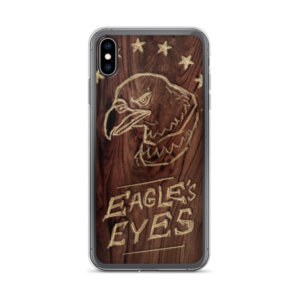 Eagle Eyes iPhone Case