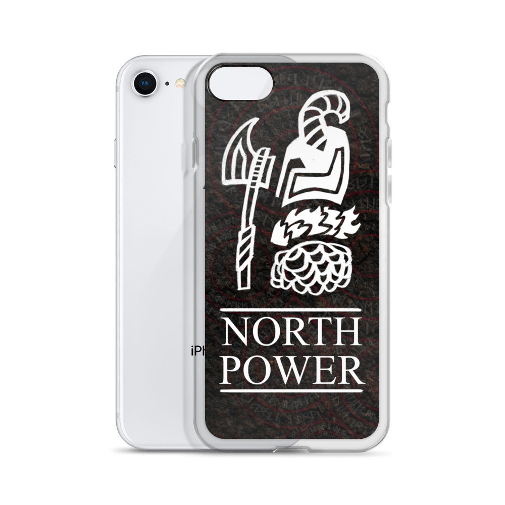 North Power iPhone Case